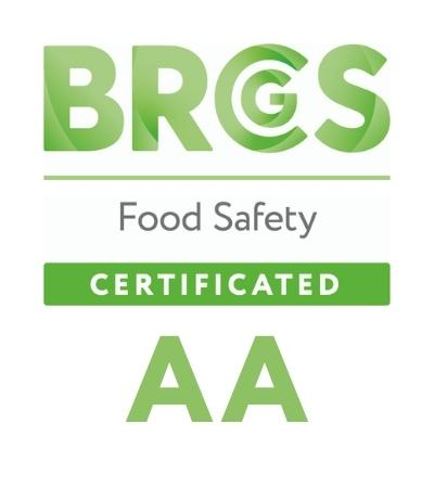 Traina Foods Achieves AA Grade BRCGS Food Safety