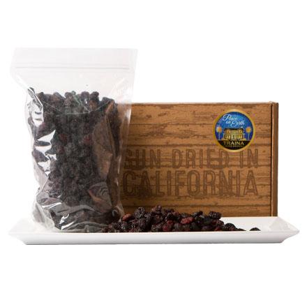 Natural California Sun Dried Cherries Gift