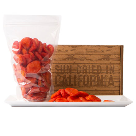 California Sun Dried Ruby Royal Apricots Gift