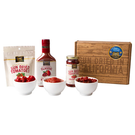 California Sun Dried Tomato Gift Set