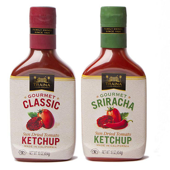 Award-winning Gourmet Ketchup Gift Set