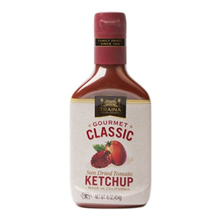 Classic Sun Dried Tomato Ketchup - Bottle - 16 oz