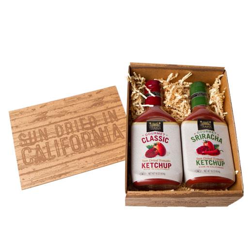 Award-winning Gourmet Ketchup Gift Set