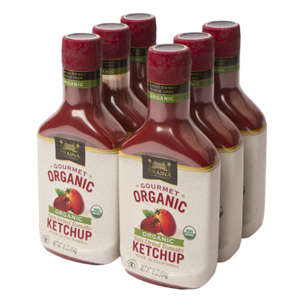 Organic Classic Ketchup - Case - 6pk - 16 oz/Bottle