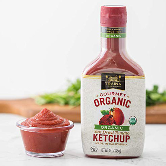 Organic Classic Ketchup - Bottle - 16 oz