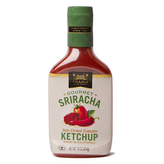 Sriracha Sun Dried Tomato Ketchup - Bottle - 16oz