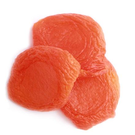 California Ruby Royal Sun Dried Apricots Fancy