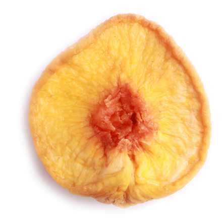 California Sun Dried Peaches Extra Fancy