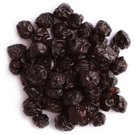Natural California Sun Dried Blueberries Whole