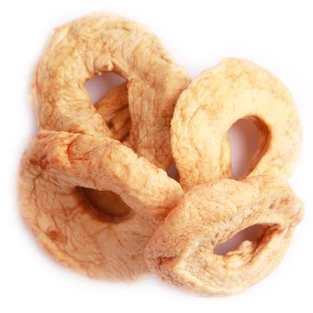 Natural Dried Apple Rings Rings