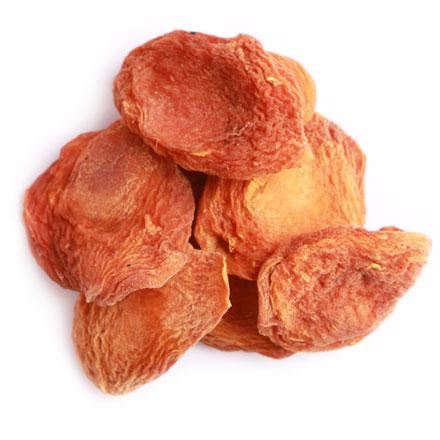 Organic California Sun Dried Apricots Halves