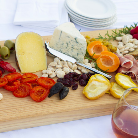 artful-display-of-dried-fruits-and-other-nibbles-grazing-board
