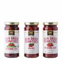 Traina Home Grown California Sun Dried Tomatoes in Oil