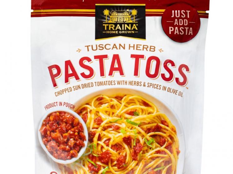Traina Homegrown Tuscan Herb Pasta Toss
