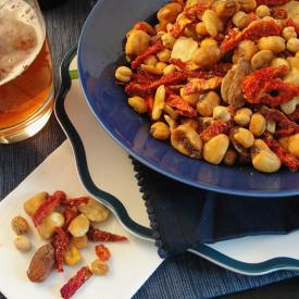 Sun Dried Tomato - Corn-Nut Snack Mix