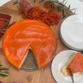 Traina Foods | Easy Dried Apricot Cheesecake Recipe
