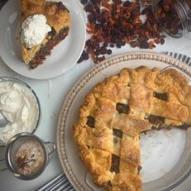 Bakers Fruit Medley Pie