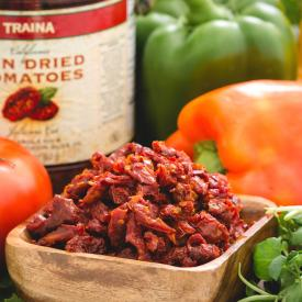 Traina Foods Sun Dried Tomatoes are a Chef's Secret Hack