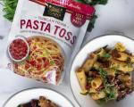Traina Home Grown Tuscan Herb Pasta Toss with Spinach