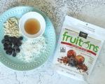 Ingredients For No-Bake Greek Yogurt Bark With fruitons® Summer Blend.