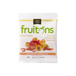 fruitons<sup>®</sup> Sun Dried Apricot Snack Sized Bags