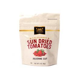 California Sun Dried Tomatoes, Julienne Cut