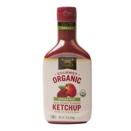 Gourmet Organic Sun Dried Tomato Ketchup