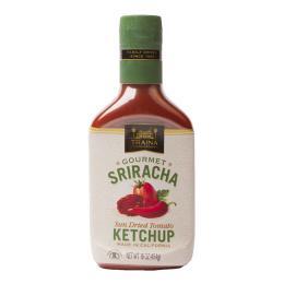 Gourmet Sriracha California Sun Dried Tomato Ketchup