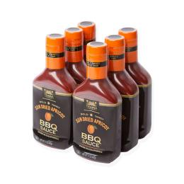 Sun Dried Apricot BBQ Sauce