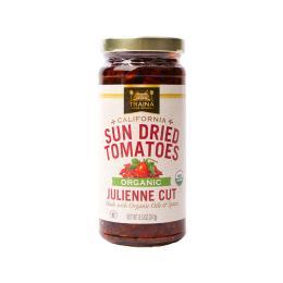 Organic California Sun Dried Tomatoes in Oil