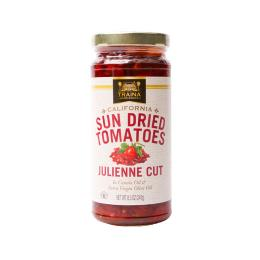 California Sun Dried Tomatoes in Oil