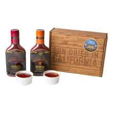 Sun Dried BBQ Sauce Gift Set