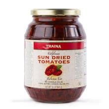 California Sun Dried Tomatoes in Oil Julienne Cut