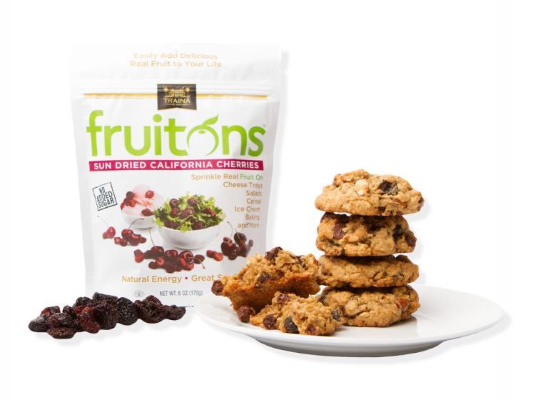 Dark Chocolate-Cherry-Almond Cookie Recipe
