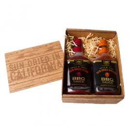 Sun Dried Fruit BBQ Sauce Gift Set