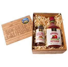 Organic California Sun Dried Tomato Gift Set