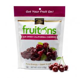 fruitons® Sun Dried California Cherries