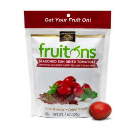 fruitons<sup>®</sup> Seasoned Sun Dried Tomatoes