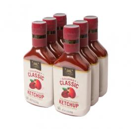 Gourmet Classic Sun Dried Tomato Ketchup