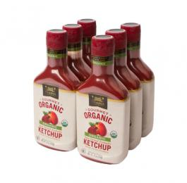 Organic Classic Sun Dried Tomato Ketchup