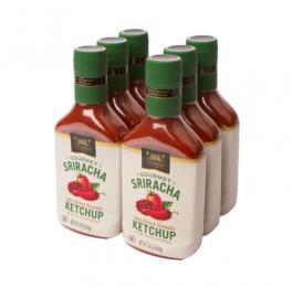 Gourmet Sriracha Sun Dried Tomato Ketchup