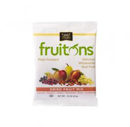 fruitons<sup>®</sup> Dried Fruit Blend Snack Size Bags