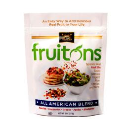 fruitons<sup>®</sup> All American Dried Fruit Blend